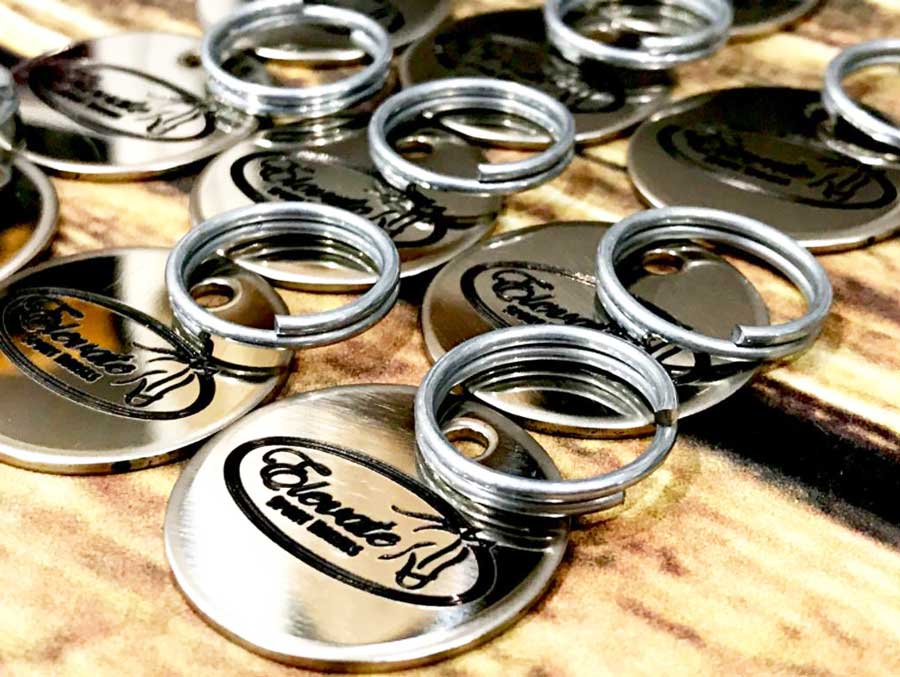 saucypiaffe-custom-silver-blanket-tags