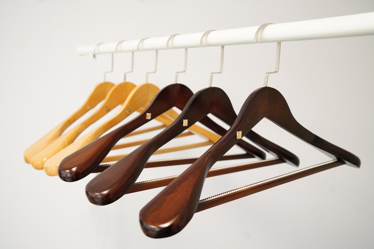 Custom Equestrian Coat Hangers