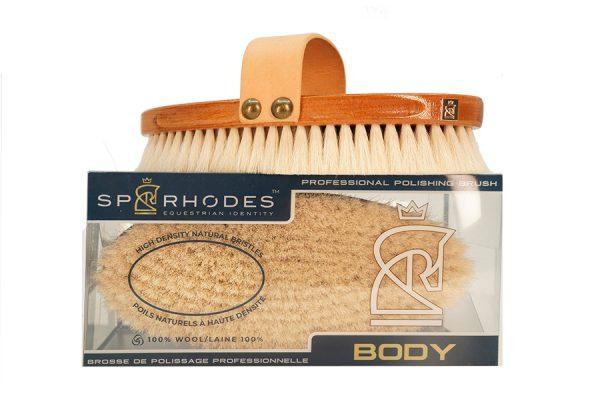 SPR Show Ready Brush Set