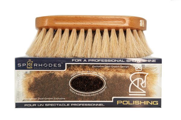 SPR Essentials Brush Set with Full Size Polishing Brush