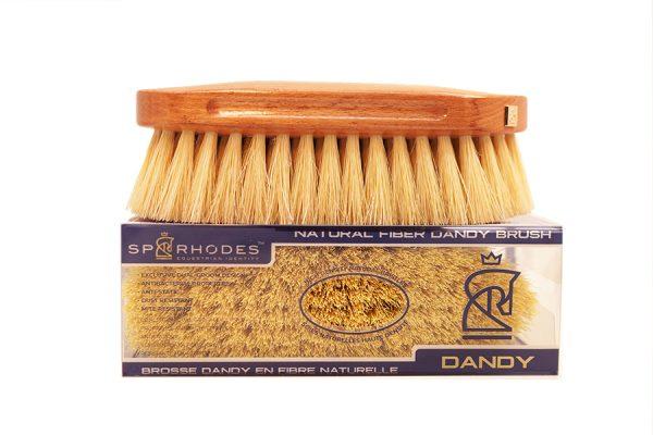 SPR Dual-Groom Antibacterial Dandy Brush