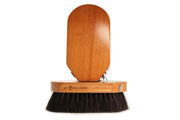 SPR Dual-Groom Face Brush